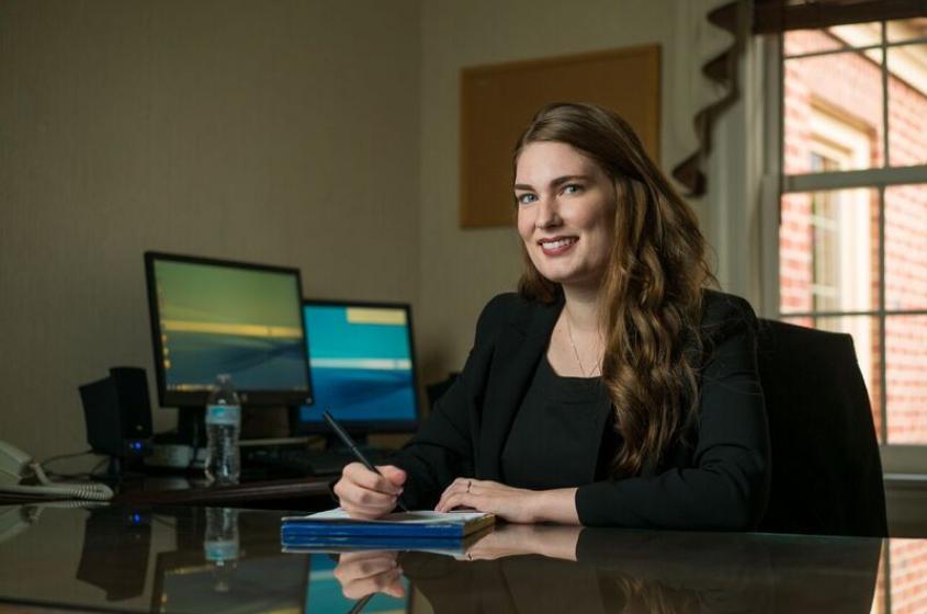 WAW attorney, Briana A. Stevens